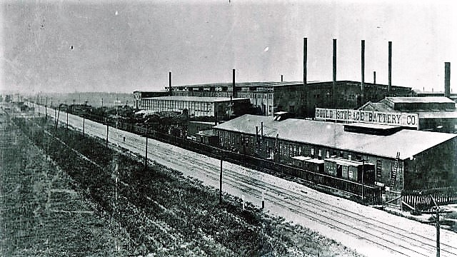 The Gould Coupler Company