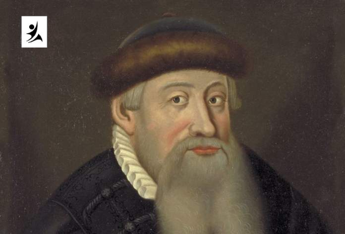 The Invention of Printing Machine by Johannes Gutenberg